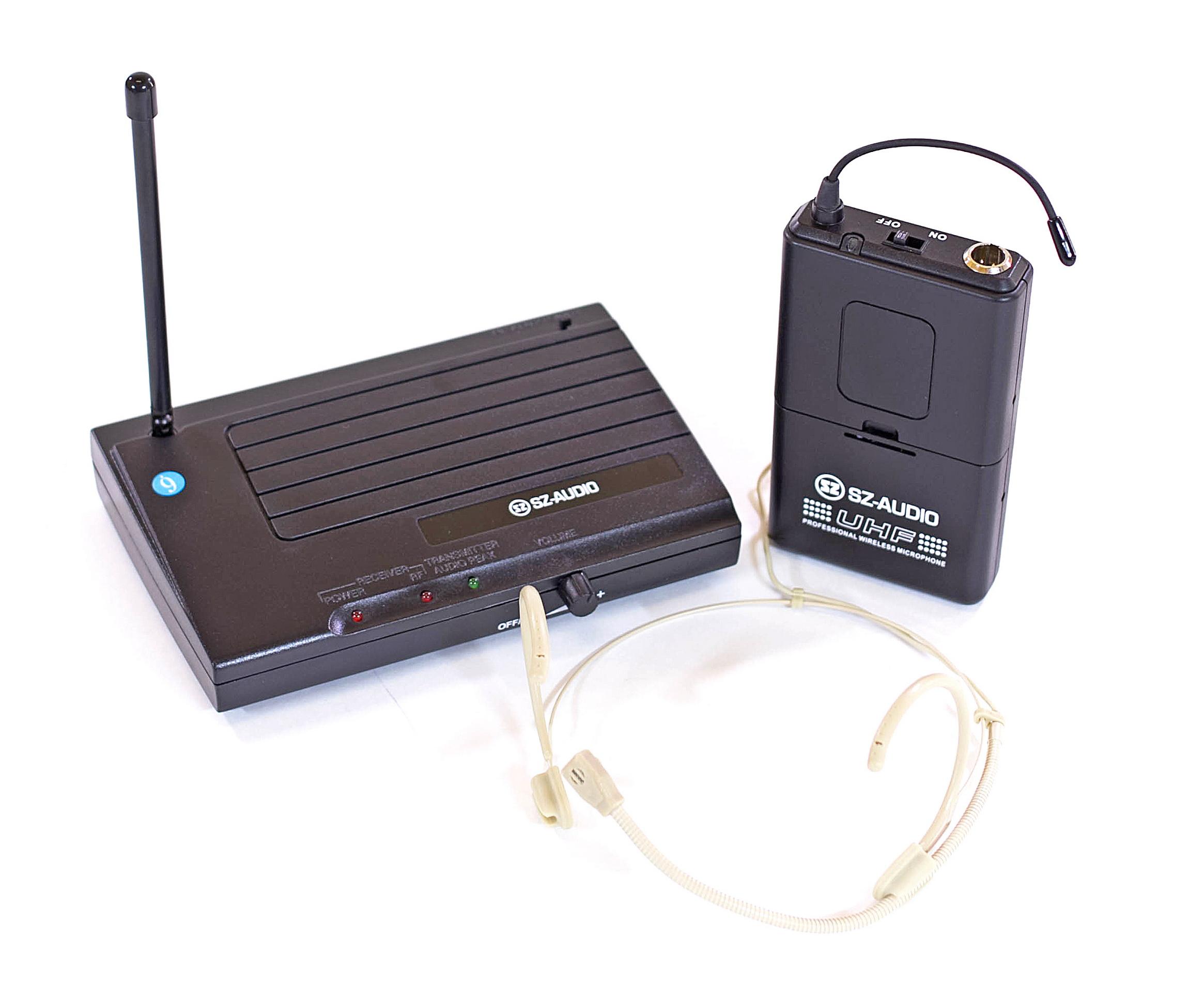 UHF One A Headset