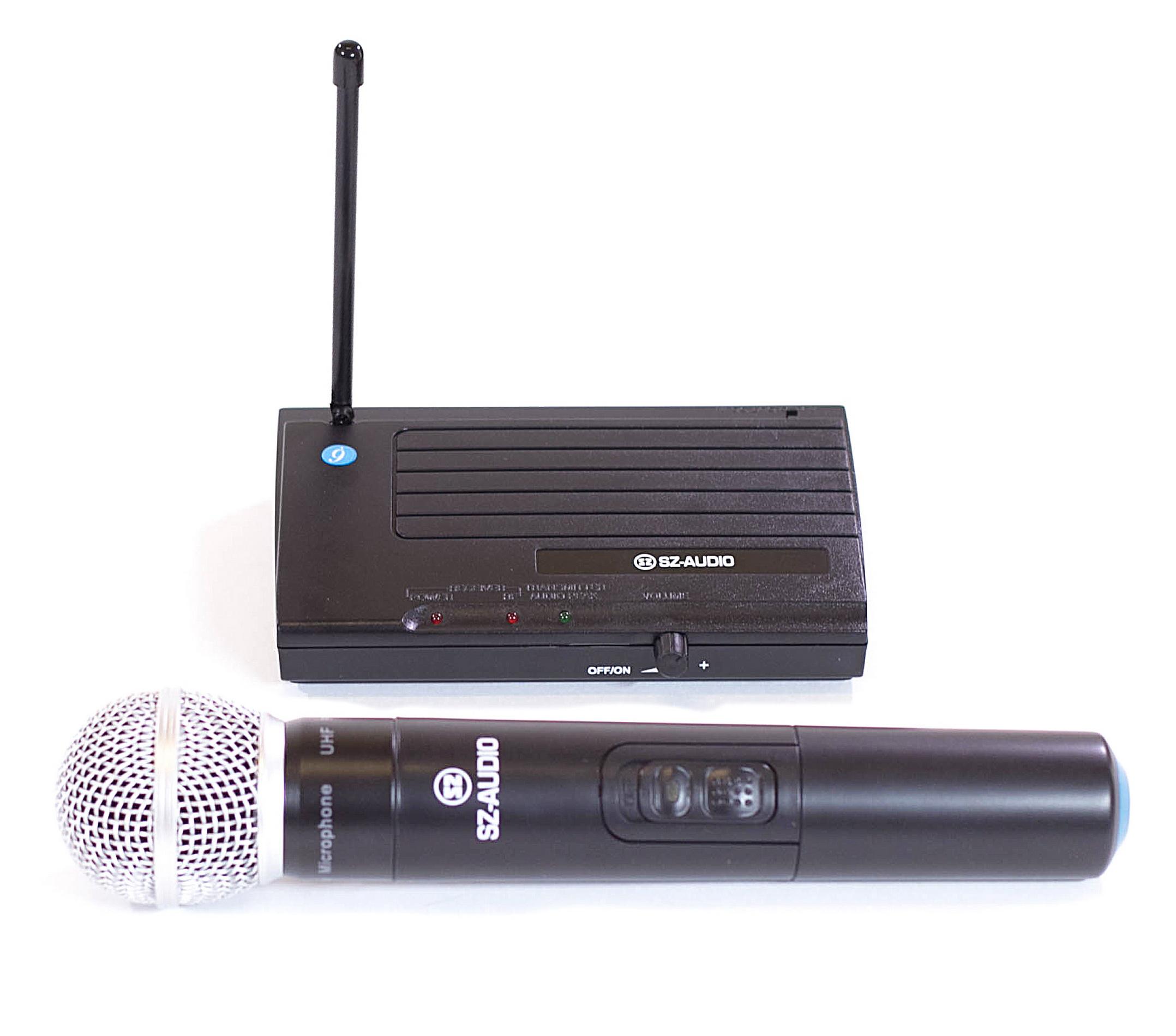 UHF System Vocal