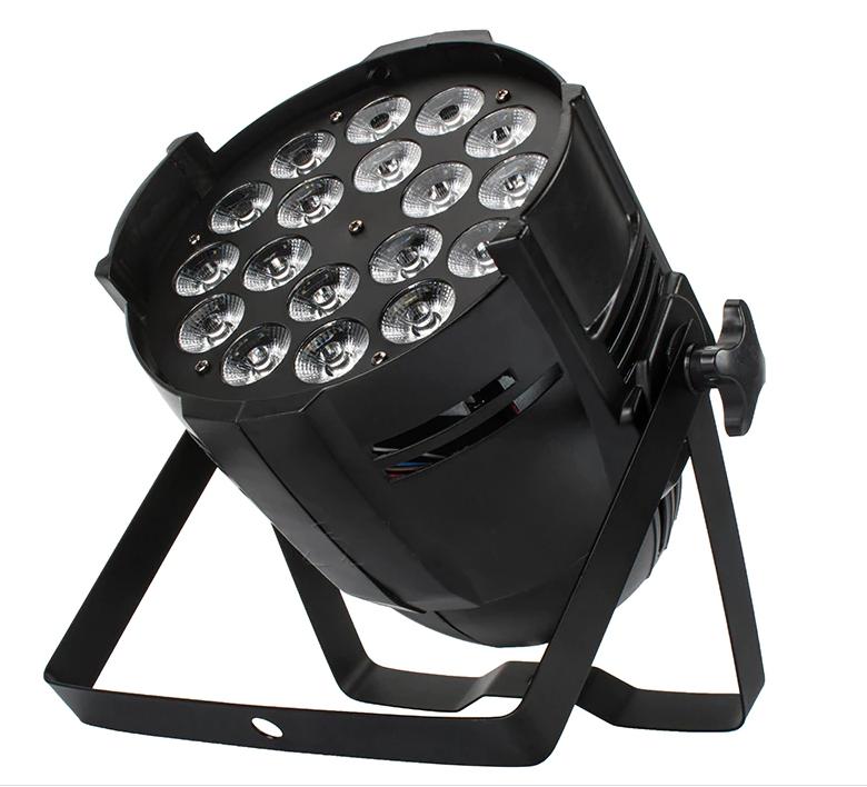 18x12W RGBW 4in1 LED PAR